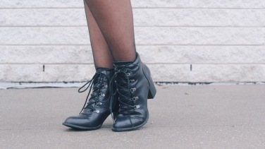 In love with these booties!