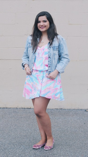 Flowy Lilly Pulitzer Dress